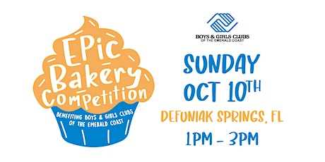 Epic Bakery Competition tickets