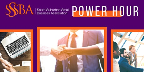 South Suburban Small Business Association August Power Hour tickets