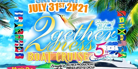 5th Annual 2Getherness Boat Cruise tickets