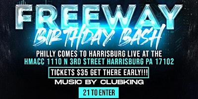 Philadelphia FREEWAY Birthday Bash!