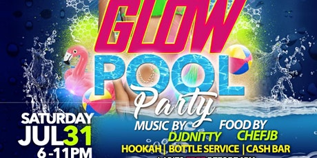 GLOW POOL PARTY tickets