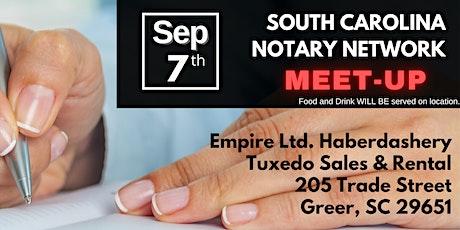 South Carolina Notary Network Meet-Up tickets