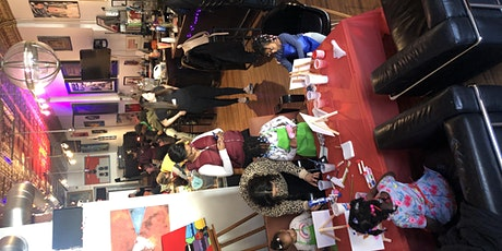 Tasha and Lolo's Kids Sip n Paint tickets