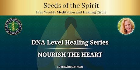 Seeds of the Spirit DNA Healing: Nourish the Heart Tickets