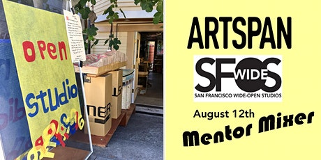 ArtSpan August SF Open Studios Mentor Mixer tickets