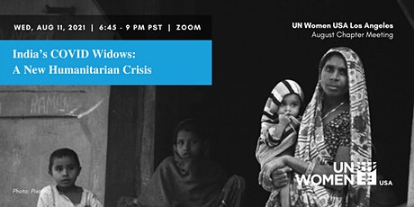 India's COVID Widows: A New Humanitarian Crisis tickets