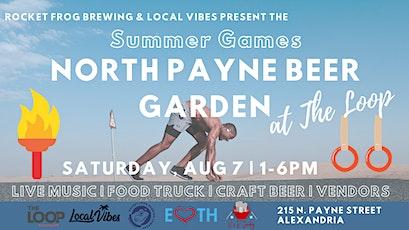 Summer Games Beer Garden tickets