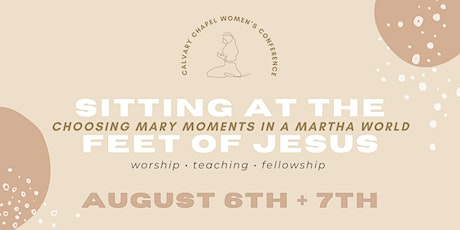 Choosing Mary Moments in a Martha World tickets