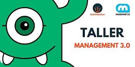 Taller Management 3.0 entradas