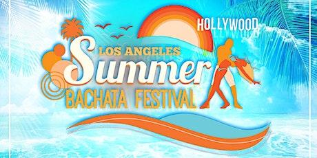 LA Summer Bachata Festival! tickets