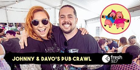 Johnny & Davo's Pub Crawl tickets