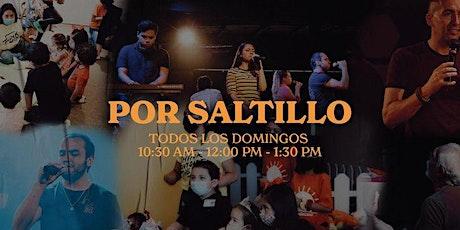 12:00PM REUNIÓN VIDAIN CAMPUS SALTILLO boletos
