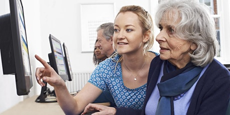 Connect and Thrive: Technology Skill Classes for Seniors tickets
