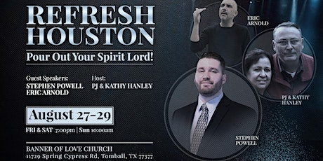 REFRESH HOUSTON CONFERENCE tickets