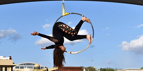 Elements Aerial and Fire Dance Show tickets