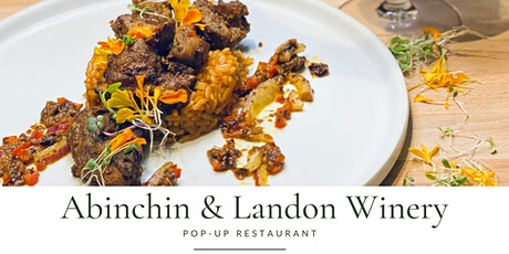 Abinchin Pop-up Restaurant boletos
