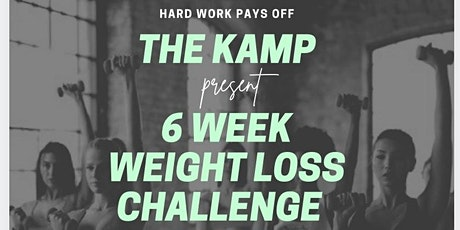 The Kamp: Fitness Bootcamp: 6 Week Challenge tickets