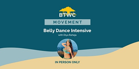 Belly Dance Intensive tickets
