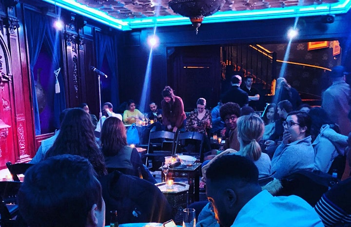 Comedy Cocktails @ House of Blues image
