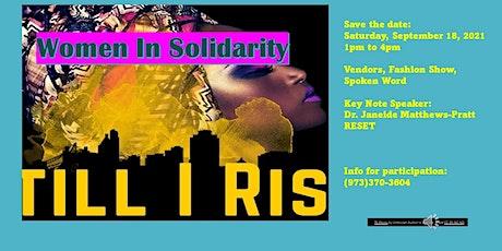 Women in Solidarity tickets