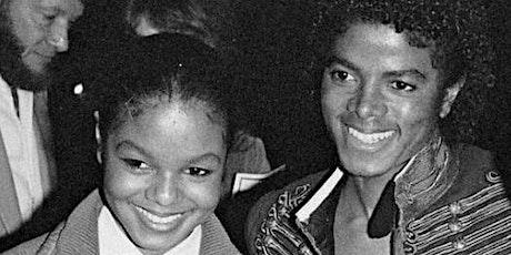 Janet versus Michael Cardio ingressos
