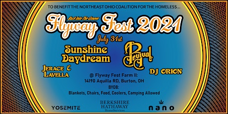 Flyway Fest 2021 - Back Into The Groove tickets