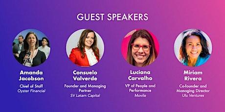 4X Latina VC Summit tickets
