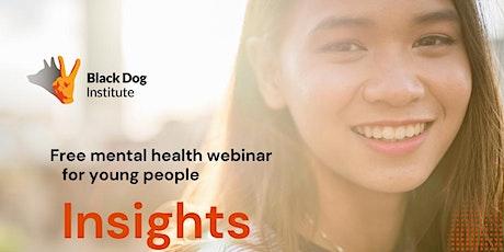 INSIGHTS: Mental Health Presentation tickets