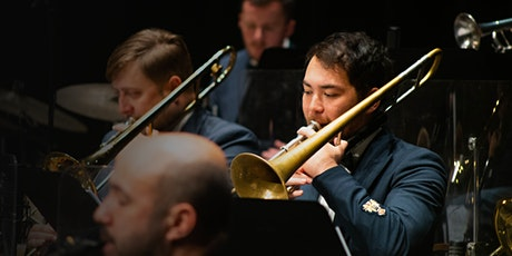 Royal New Zealand Air Force Jazz Orchestra: Giants of Jazz tickets