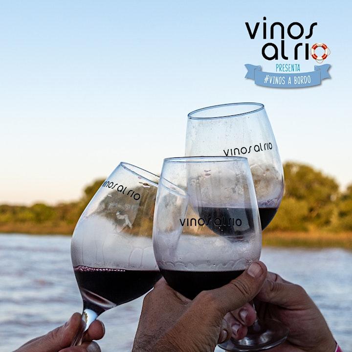 Imagen de Vinos a Bordo, excelente experiencia para recorrer el Delta de Tigre