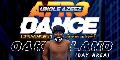 UTA Afrobeats dance class with Uncle Azeez tickets