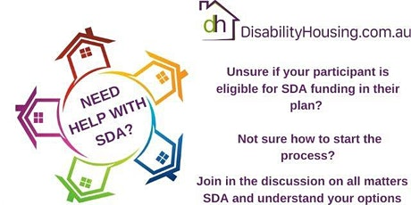 SDA Explained - Gold Coast Information Session tickets