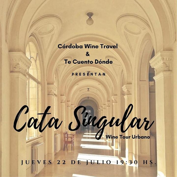 Imagen de Cata Singular - Wine Tour Urbano - 22 de julio