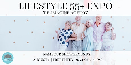 LifeStyle 55+ Expo tickets