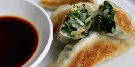 SUPERFOOD GYOZA COOKING CLASS tickets