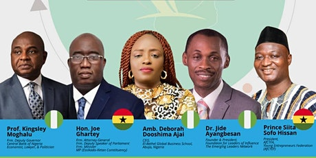 AFRICA YOUTH AND TALENT SUMMIT 2021, ABUJA-NIGERIA tickets
