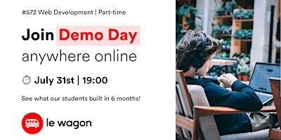 Le+Wagon+Online+Demo+Day+-+Batch+572