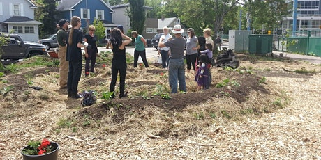 Permaculture Garden Restoration at containR - August 15 tickets
