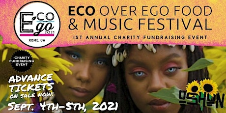 Eco over Ego Food & Music Festival tickets