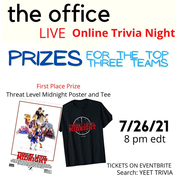 The Office Online Trivia image