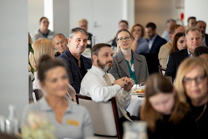 Business Breakfast Hot Seat Series - Entrepreneurs Panel image