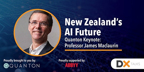 New Zealand's AI Future - Virtual Event tickets