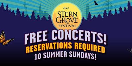 Stern Grove Festival featuring X, The Avengers, DJ Omar tickets