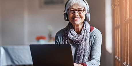 Be Connected - Accessing Victorian Seniors Festival Online tickets