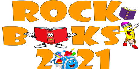 Rock the Books 2021 tickets