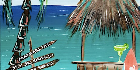 Summer Paradise YES YOU CAN!  Step-by-step painting workshop tickets