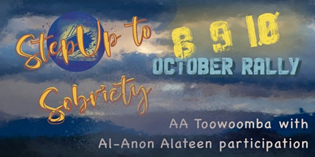 2021 Toowoomba AA October Rally tickets
