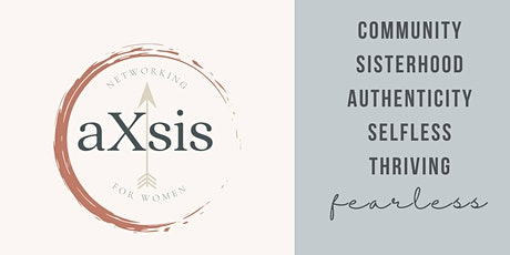 aXsis Networking for Women Meet & Greet tickets