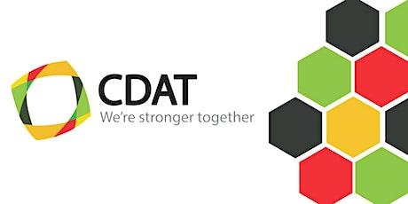 Southern  CDAT's Online Regional Forum tickets