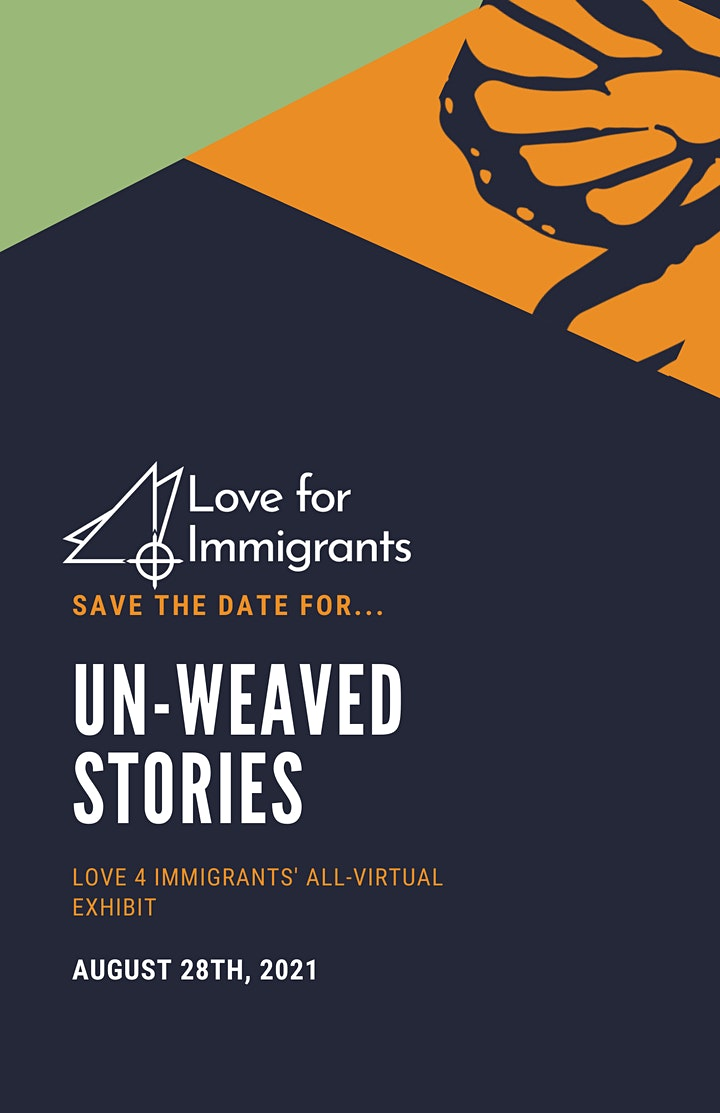Love 4 Immigrants' Un-weaved Stories  Exhibit (Virtual Reality) image